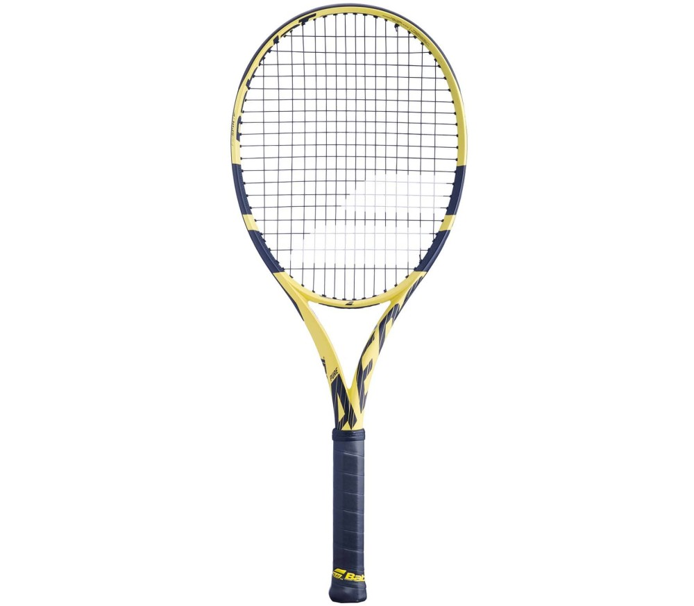 Babolat - Pure Aero Tour (unstrung) tennis racket (yellow)