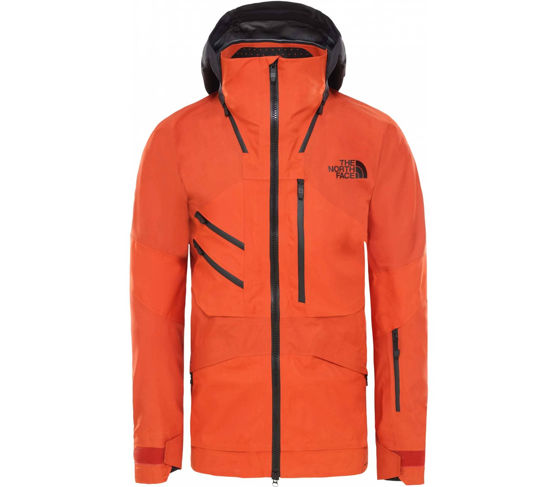 The North Face Brigandine Herren Skijacke (orange) 577,90 €