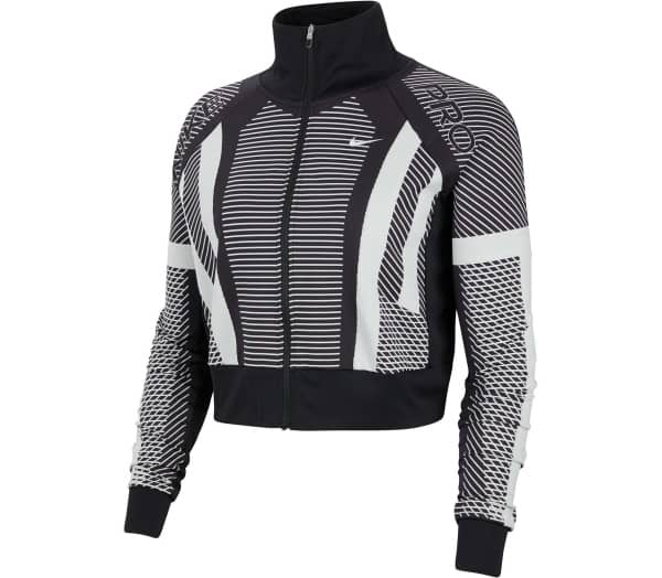 NIKE CLN Engineered Knit Women Training Jacket - 1