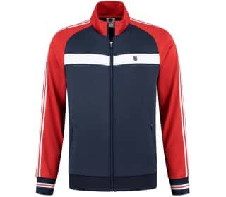 K-Swiss Heritage Sport Tracksuit Men Tennis Jacket