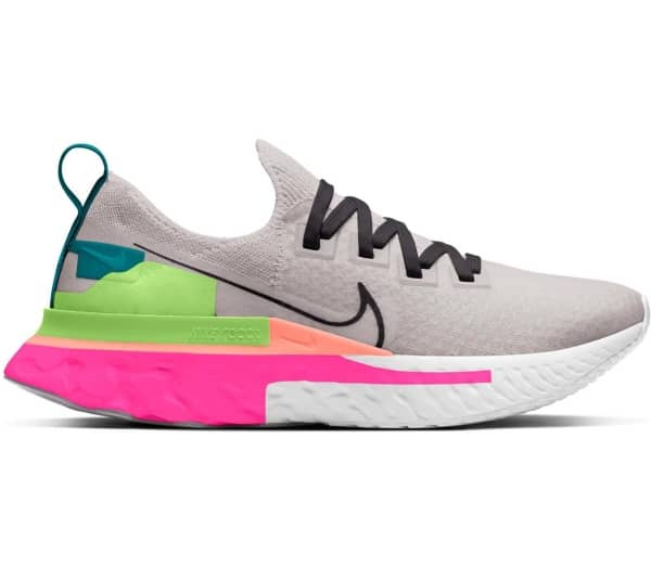 NIKE React Infinity Run Flyknit Premium Women Running-Shoe - 1
