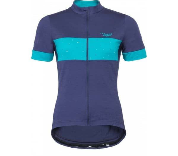 TRIPLE2 Velozip Merino Women Cycling Jersey - 1