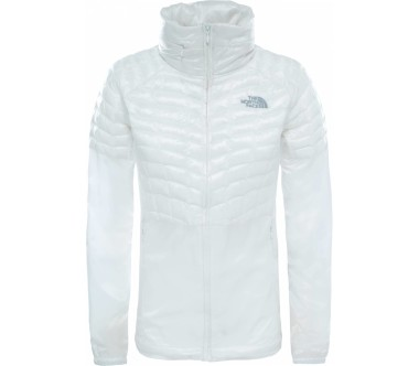 The North Face - Tansa Hybrid Thermoball women's outdoor jacket (white)