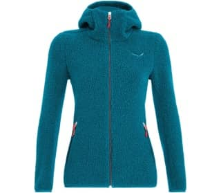 Salewa Fanes Shearling Wo Dames Fleece Jas