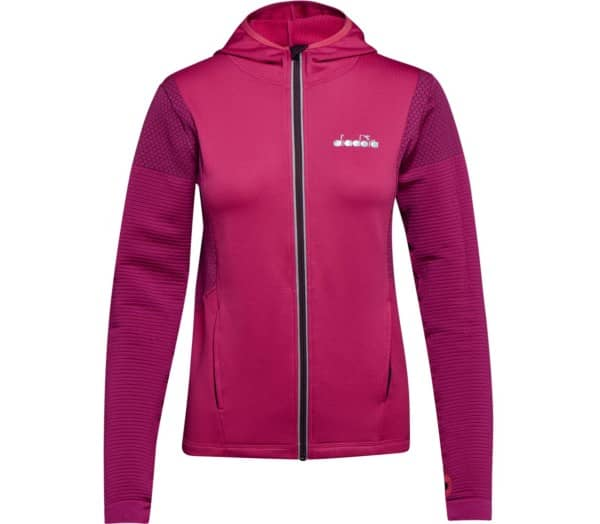 DIADORA I. Full Zip Hd Knit Sweat Damen Tennisjacke - 1