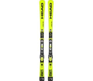 WC Rebels iRace Pro  RP WCR 14 inkl. FREEFLEX EVO 14 BR.85 Unisex Skis with Bindings