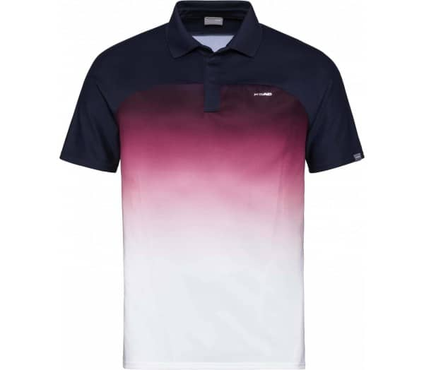 HEAD Perf Polo Shirt Men Tennis Polo Shirt - 1