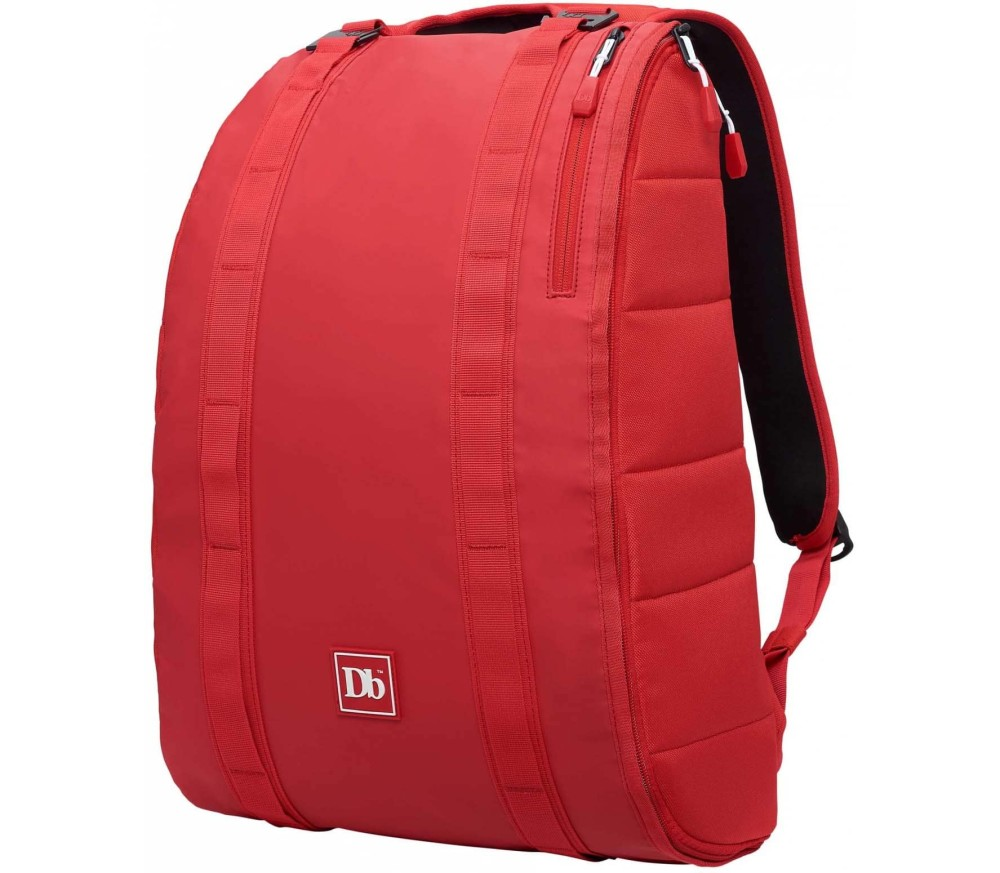 Douchebags Base 15L Outdoor Rucksack Unisex rouge