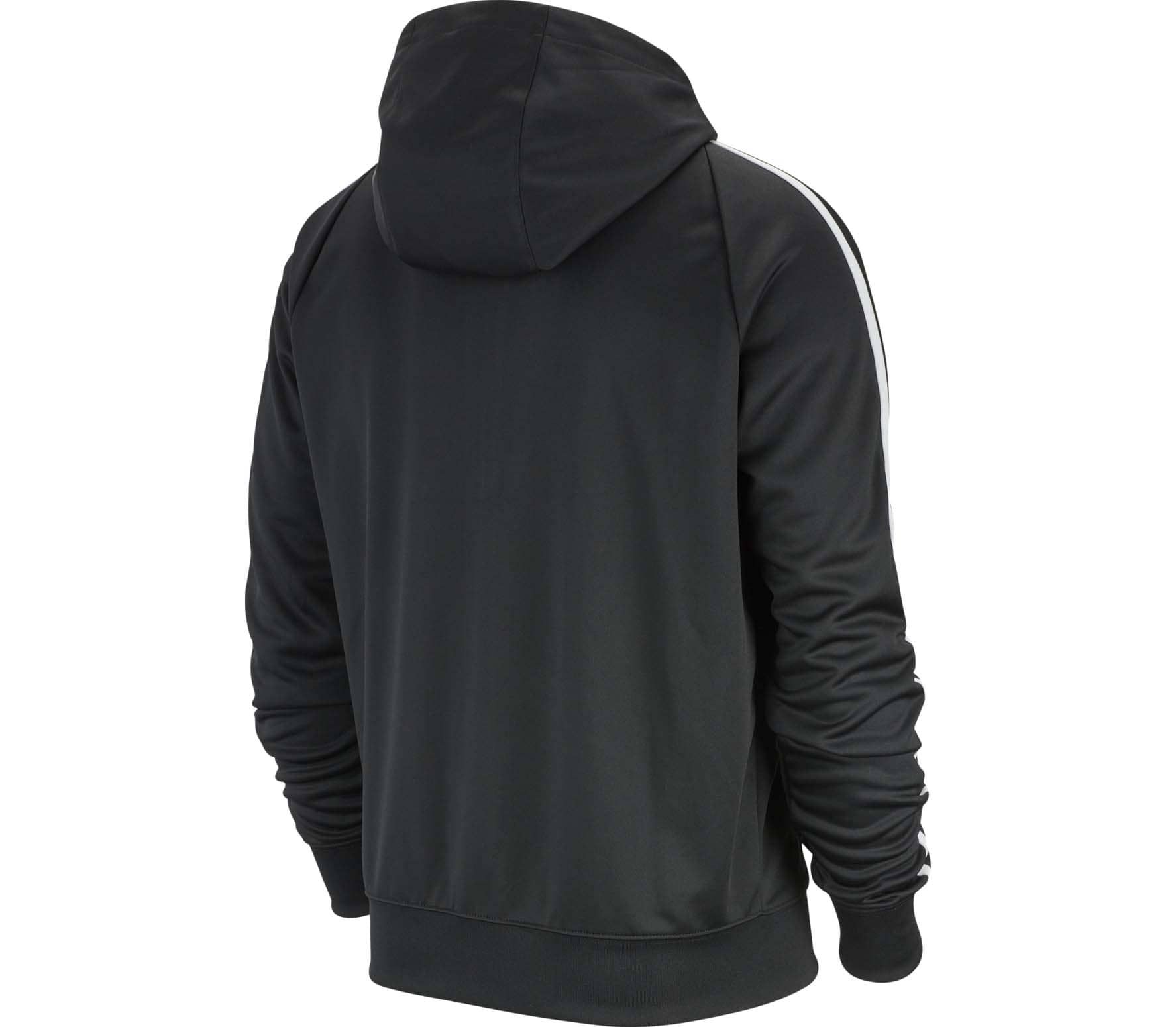 Nike Sportswear Tribute Full Zip Hommes Sweat à capuche (noir)