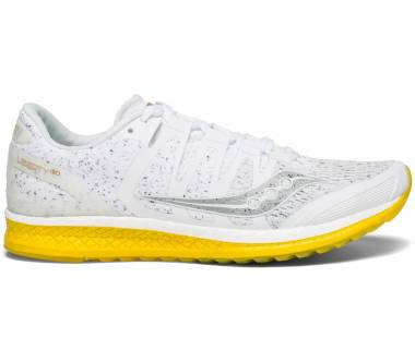 Saucony - Liberty Iso men's running shoes (white/yellow)