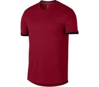Court Dry Men Tennis Top