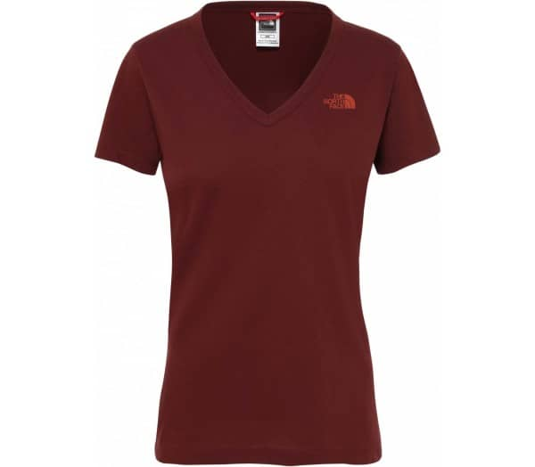 THE NORTH FACE Simple Dome Damen T-Shirt - 1