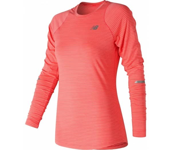 NEW BALANCE Sesonless LS Women Tennis-Top - 1