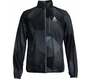 ODLO Zeroweight Aop Men Running Jacket
