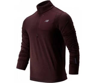 Heat Men Running Long Sleeve