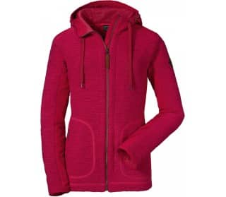 Fleece Hoody Tingri2 Dam Fleecejacka