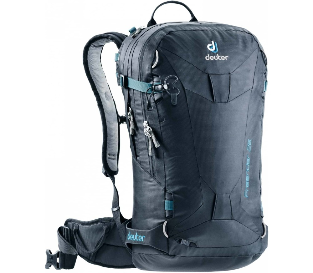 Deuter - Freerider 26 skis backpack (black)