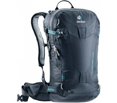 Deuter - Freerider 26 ski rygsæk (sort)