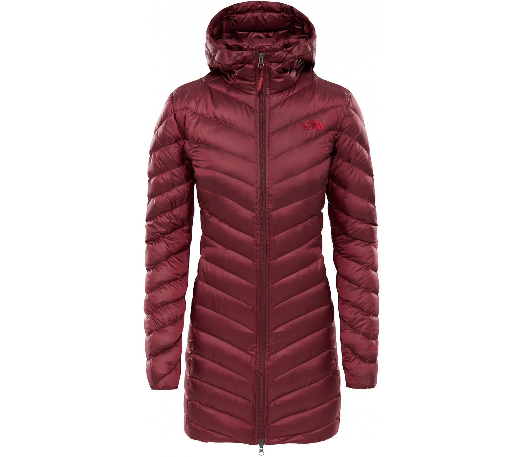 the north face trevail women 39 s down parka red buy it. Black Bedroom Furniture Sets. Home Design Ideas