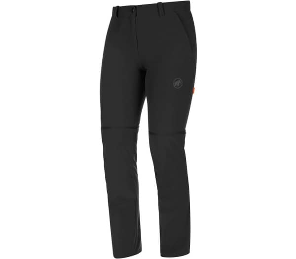 MAMMUT Runbold Women Zip-off Trekking Trousers - 1