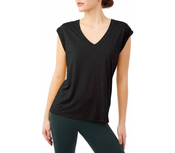 MANDALA Easy V-Neck Dames Yogatop - 1