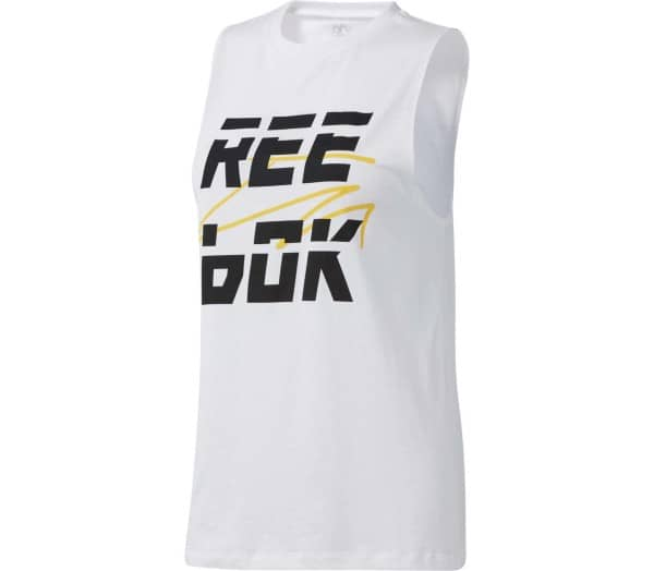 REEBOK Wor Myt Damen Trainingstop - 1