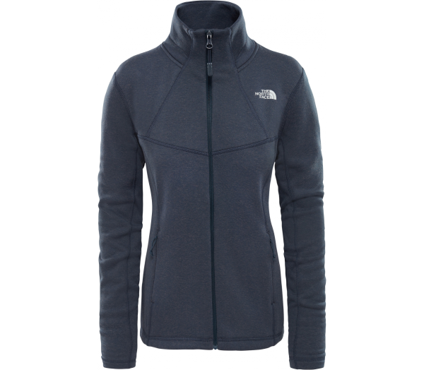 THE NORTH FACE Inlux Wool Full-Zip Dam Funktionsjacka - 1