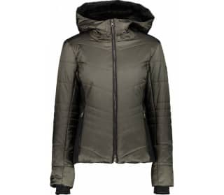 Fix Hood Women Winter Jacket