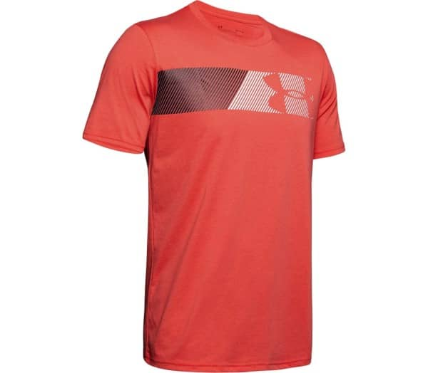 UNDER ARMOUR Fast Left Chest 2.0 Heren T-Shirt - 1