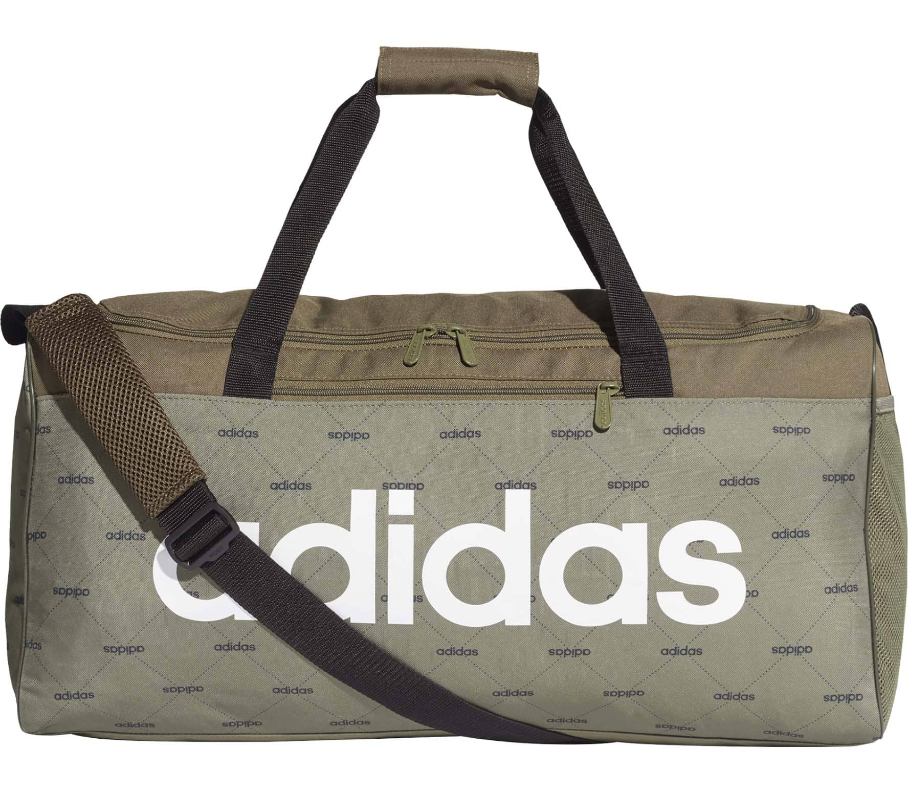 Linear Medium Graphic Unisex Sports Bag