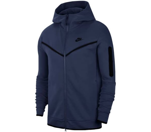 NIKE SPORTSWEAR Tech Fleece Men Track Jacket - 1