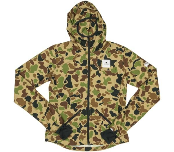 SAYSKY Camo Pace Women Running Jacket - 1