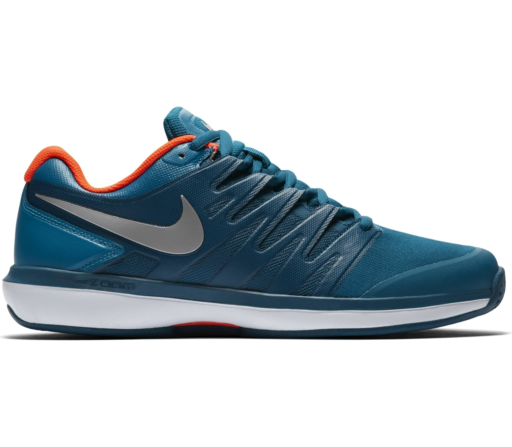 4e13bc1e2717 Nike - Air Zoom Prestige Clay men s tennis shoes (dark blue orange ...