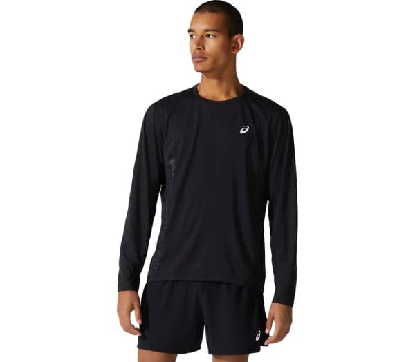 ASICS Smsb Run Men Running Long Sleeve - 1