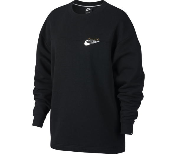 NIKE SPORTSWEAR Rally Metallic Women Sweatshirt - 1