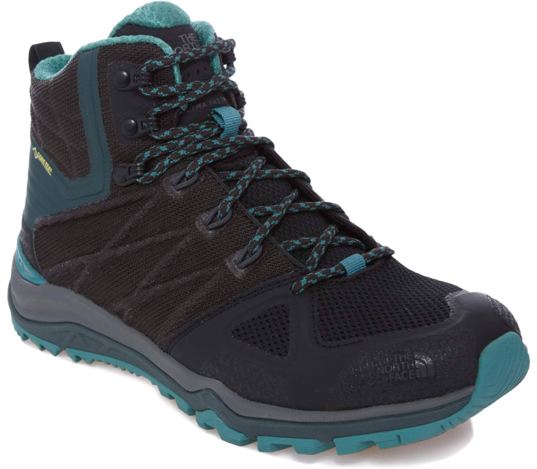 sports shoes 7bacc a26f1 The North Face Ultra Fastpack II Mid GTX Women black
