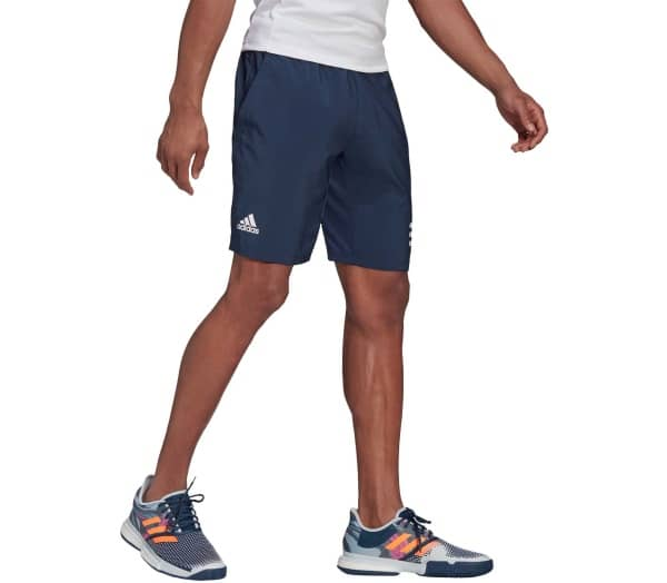 ADIDAS Club 3-Stripes Men Tennis Shorts - 1