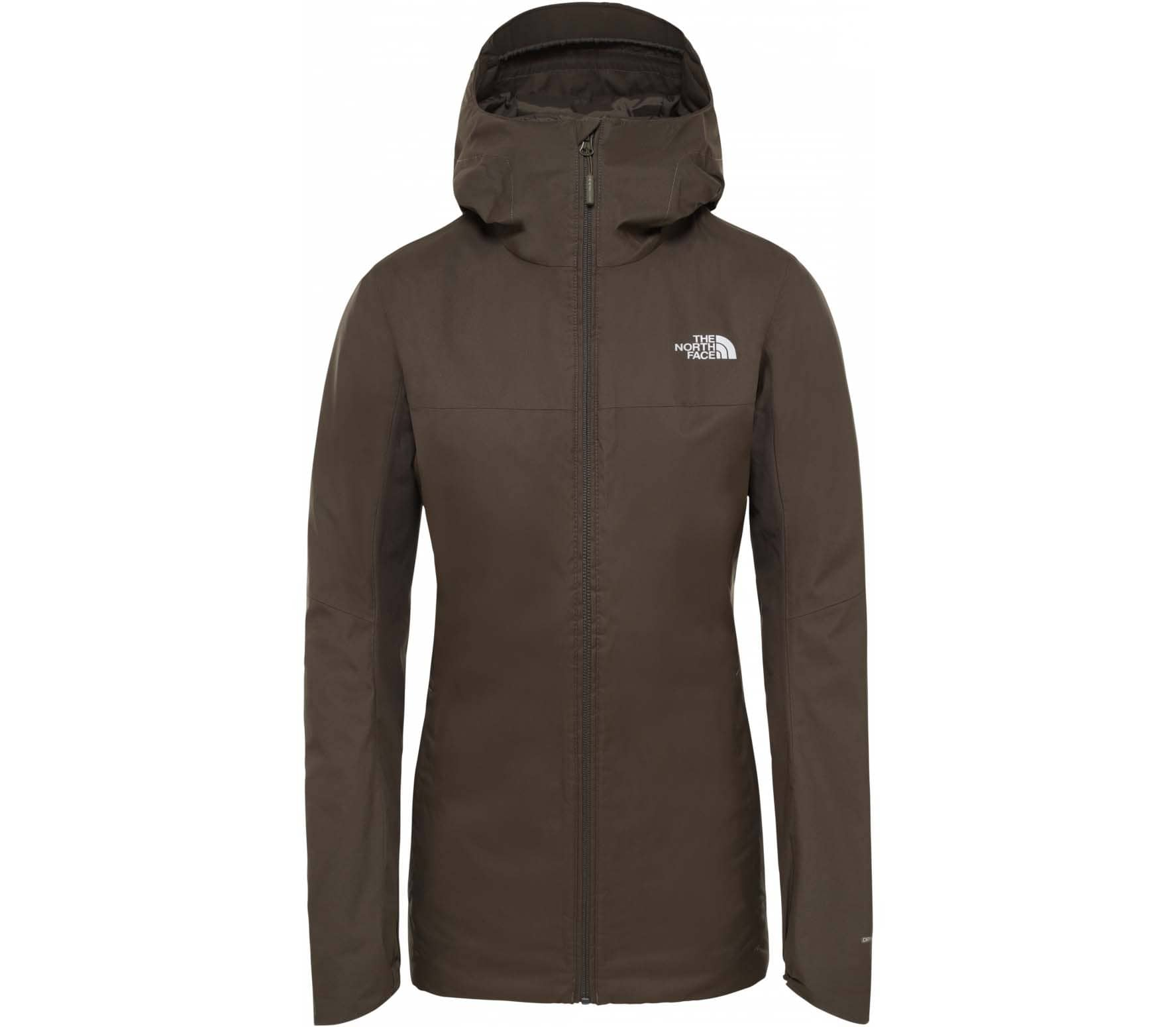 The North Face QUEST INS Dames Winterjas groen