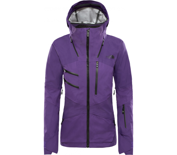 THE NORTH FACE Fuse Brigandine Damen Skijacke - 1
