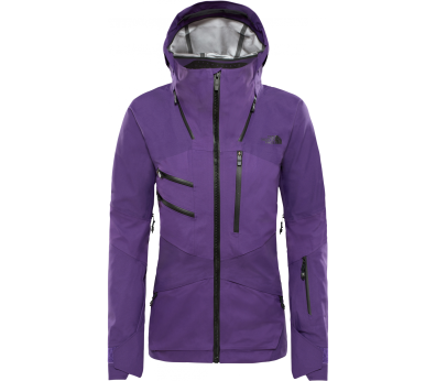 The North Face - Fuse Brigandine Damen Skijacke (lila)