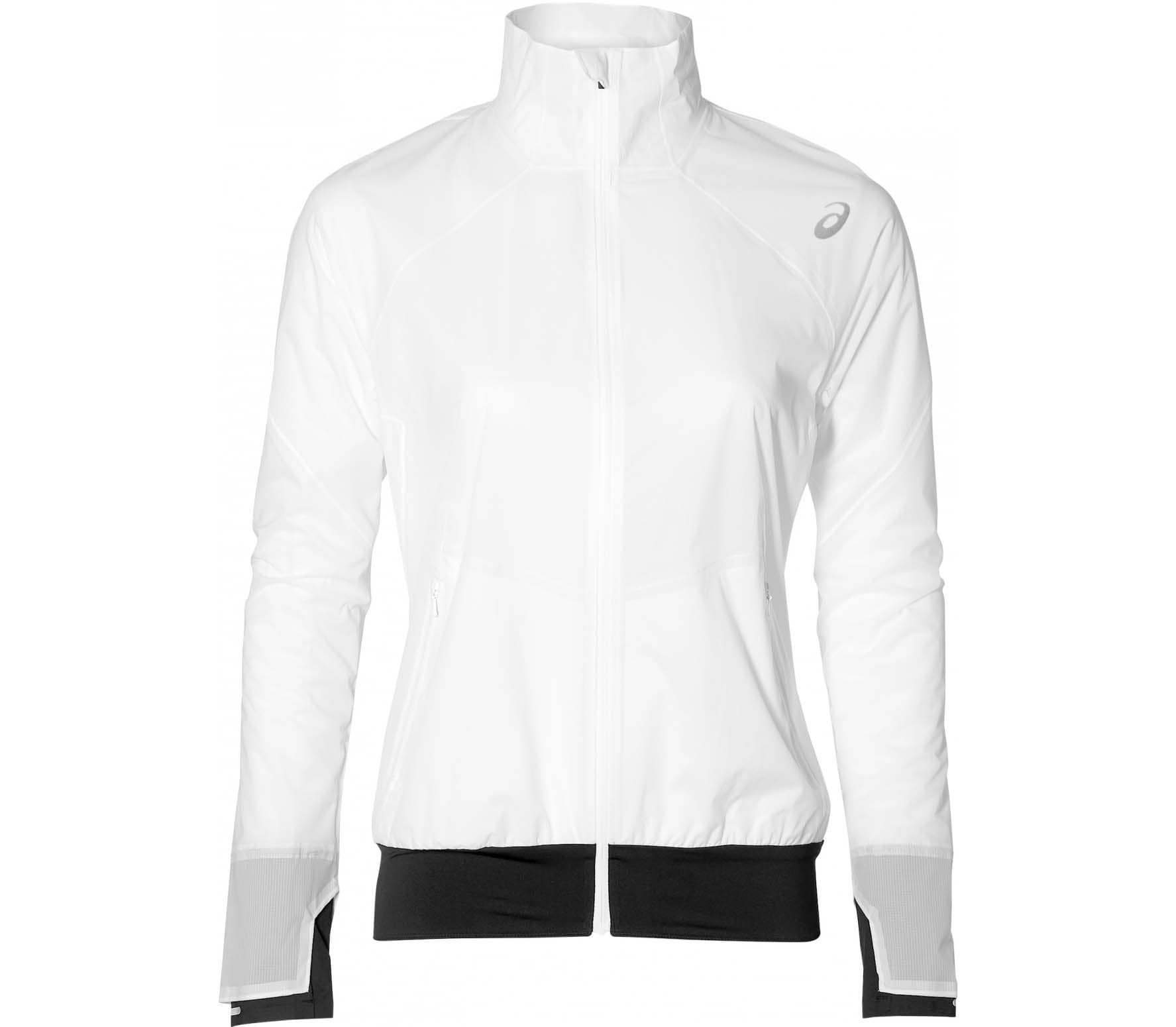 a779c18dc09 ASICS - Metarun women's running jacket (white) - buy it at the ...