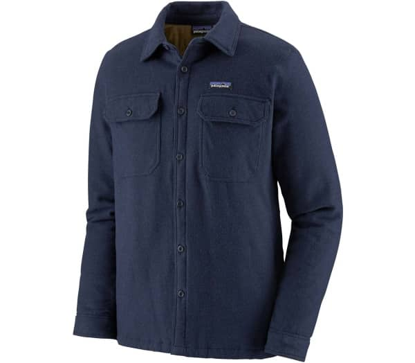 PATAGONIA Insulated Fjord Flannel Men Outdoor-Jacket - 1