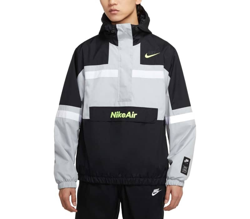Air Heren Windbreaker