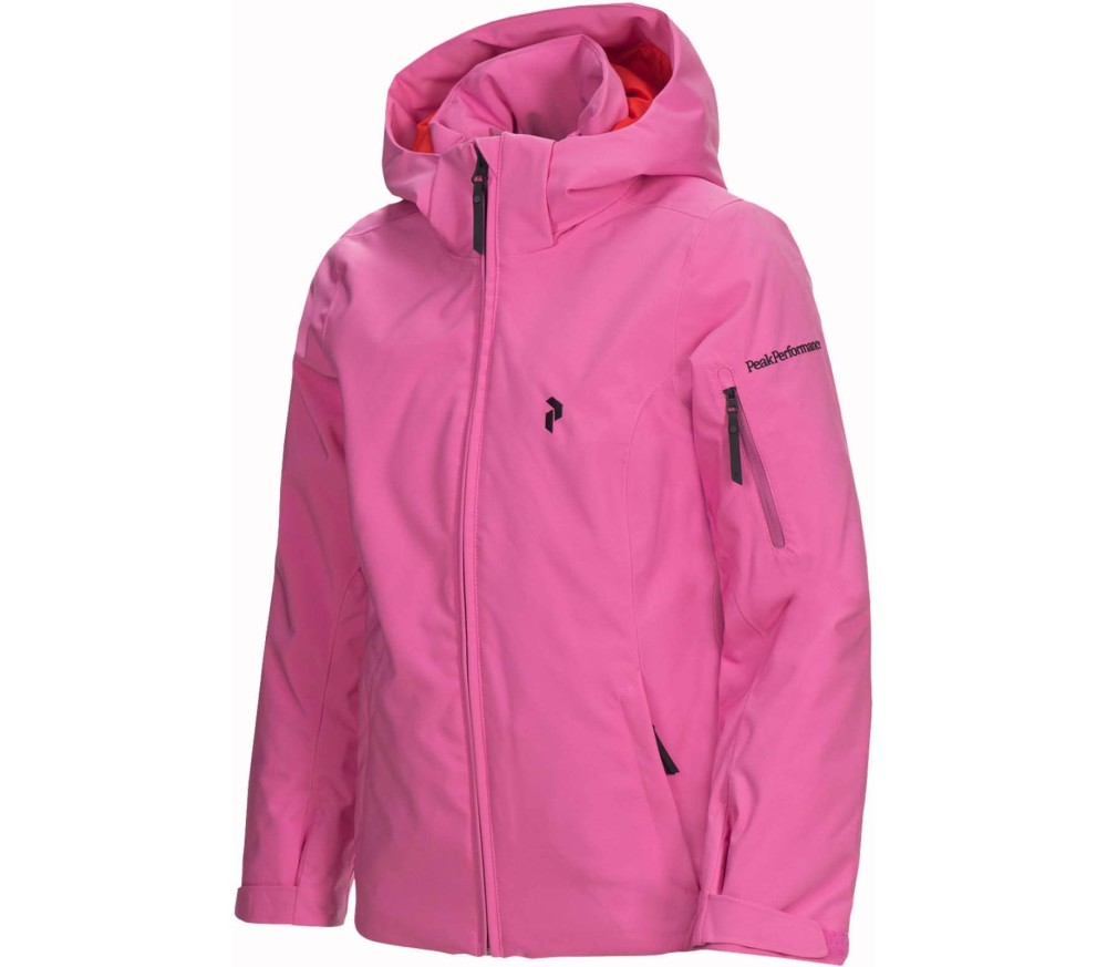 Peak Performance - Anima Junior Skijacke (pink)