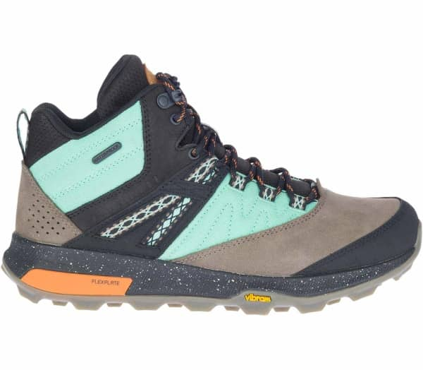 MERRELL Zion Mid Wp X Unlikely Damen Wanderschuh - 1