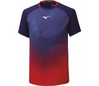 Shadow Graphic Hombre Camiseta de tenis