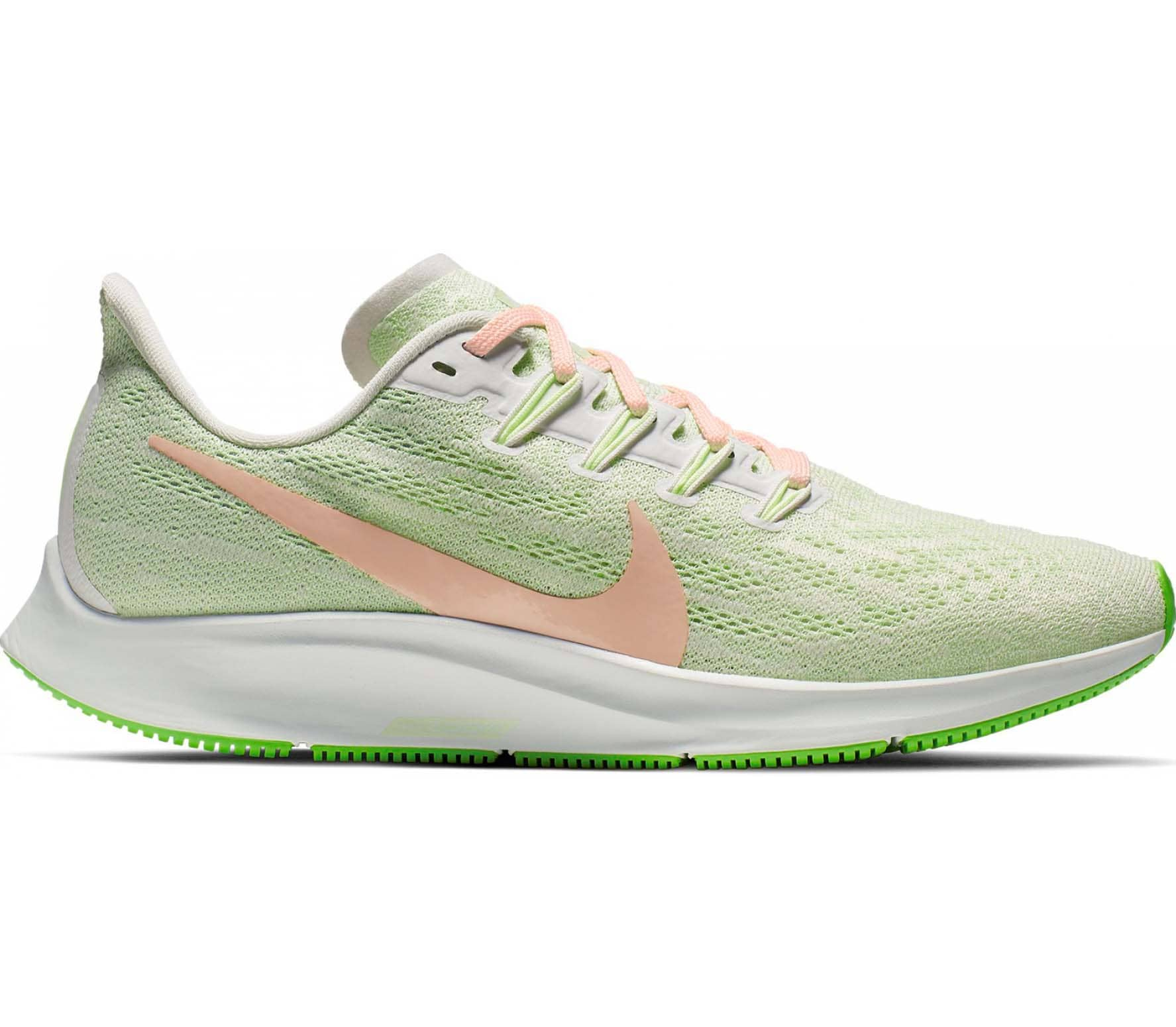 Nike - Air Zoom Pegasus 36 Dames ren schoen (wit)