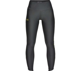 387fe4f59240f8 Under Armour Fly Fast Split Damen Lauftights grau