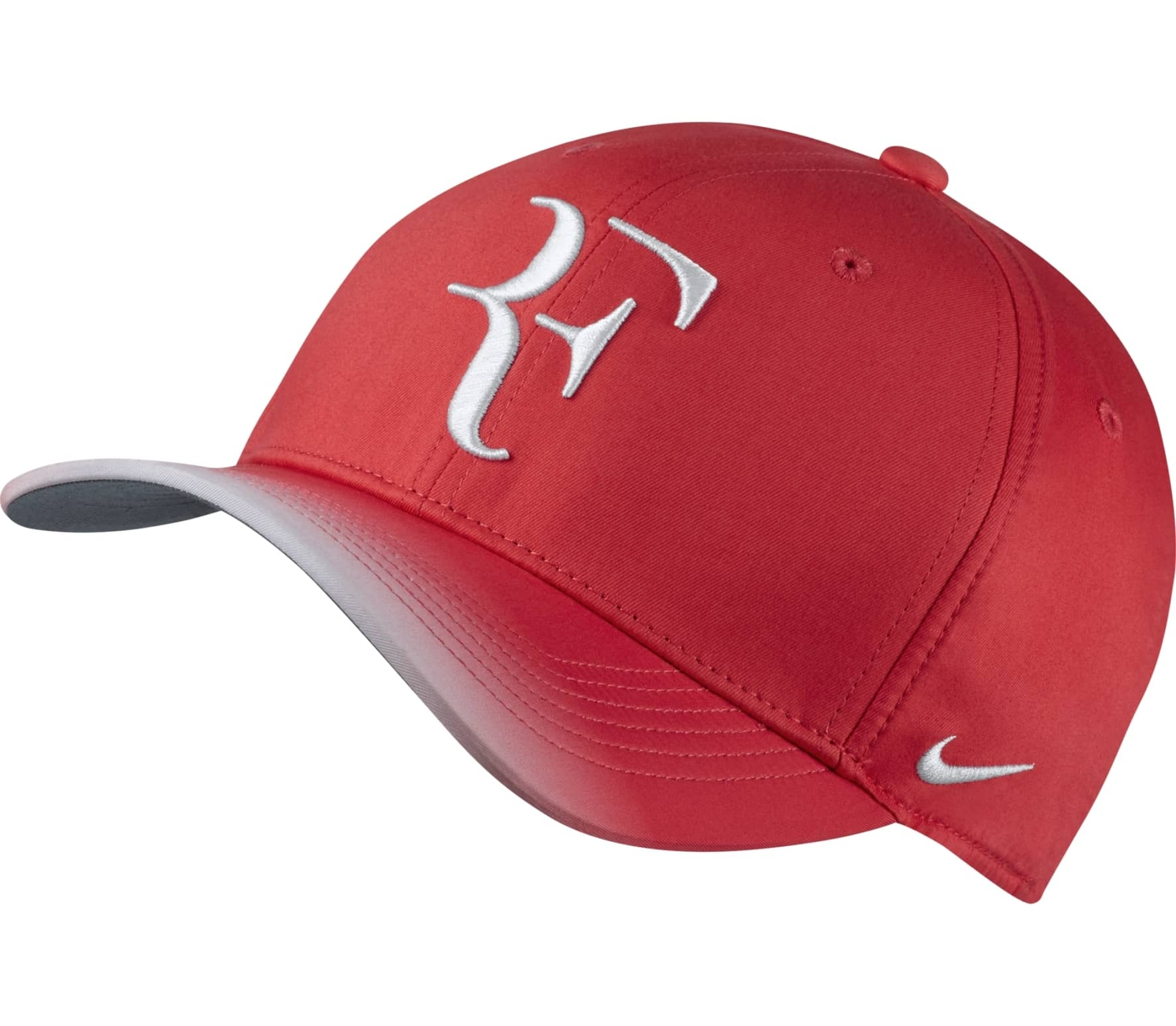 d334fe9a Nike - Court AeroBill CLC99 Roger Federer tennis cap (red) - buy it ...