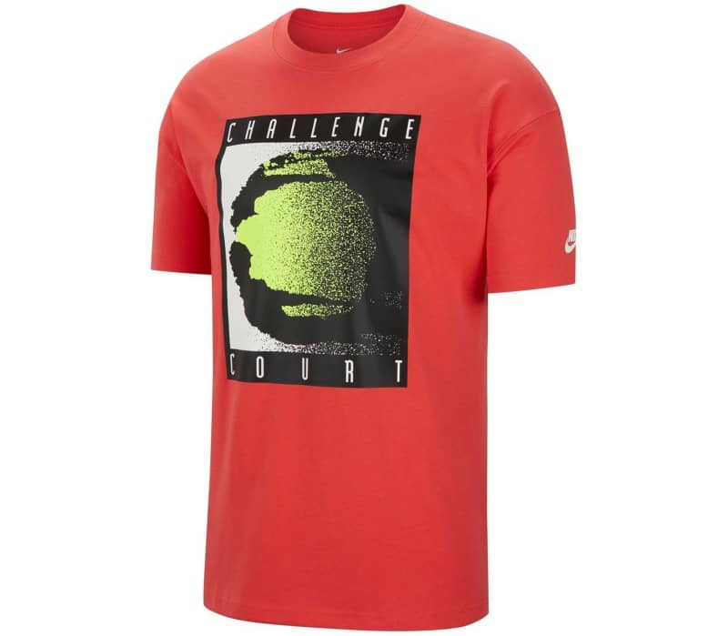 NikeCourt Heren T-Shirt